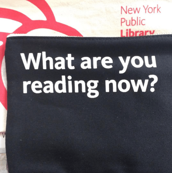What are you reading now?