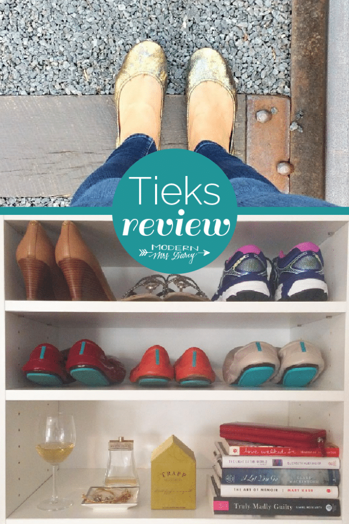 A Review Of Tieks Shoes | Modern Mrs. Darcy