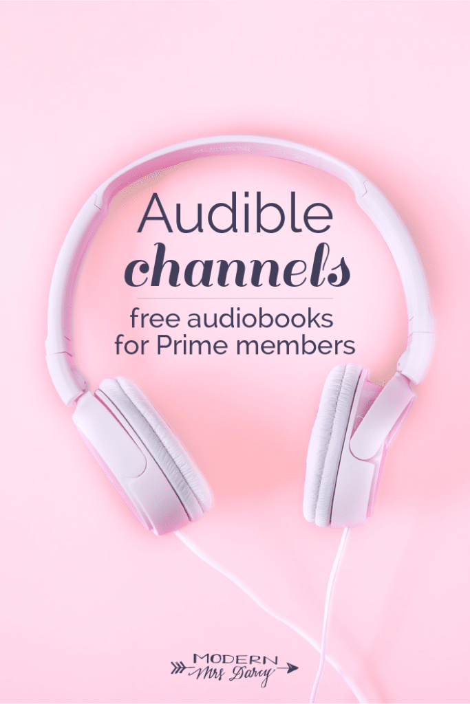 How to listen to Audible audiobooks for free, without a