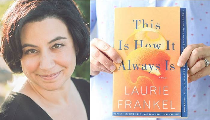 laurie frankel this is how it always is