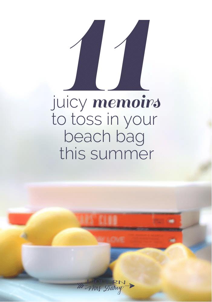 juicy memoirs