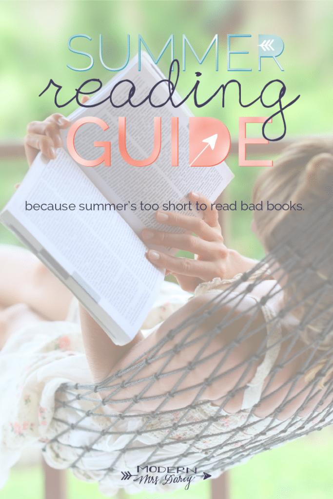 97eadb353904 2017 Summer Reading Guide – Modern Mrs. Darcy