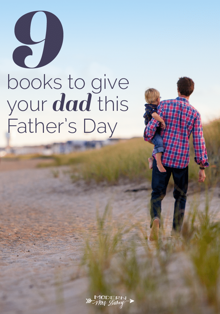 9 books to give your dad this Father's Day