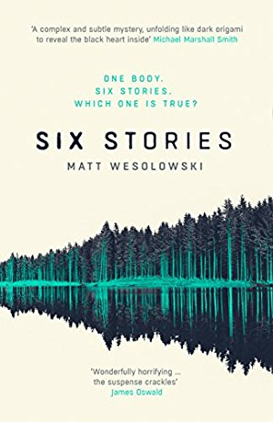 Six Stories: A Thriller