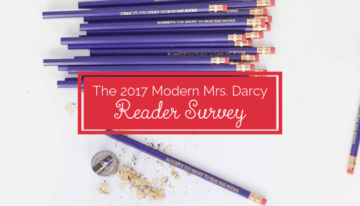 The 2017 Reader Survey