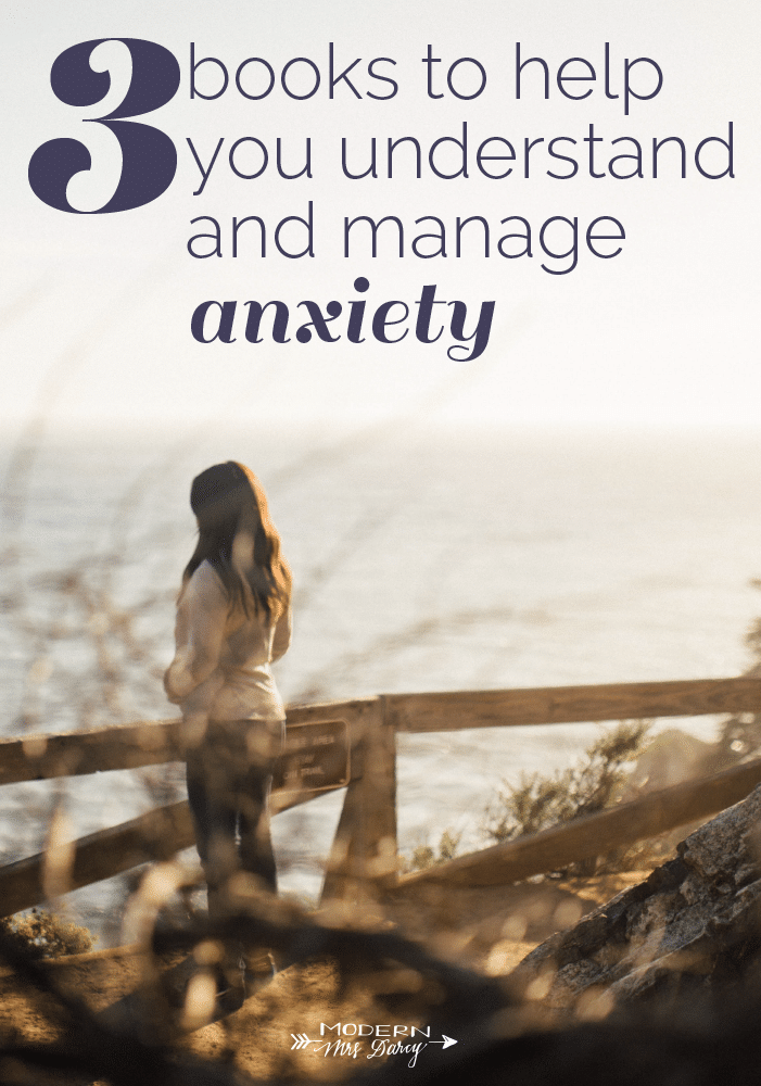 books about anxiety