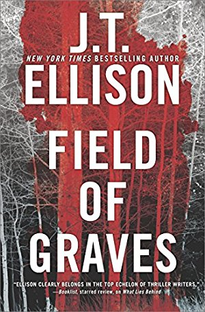 Field of Graves: A Thrilling Suspense Novel (A Taylor Jackson Novel)