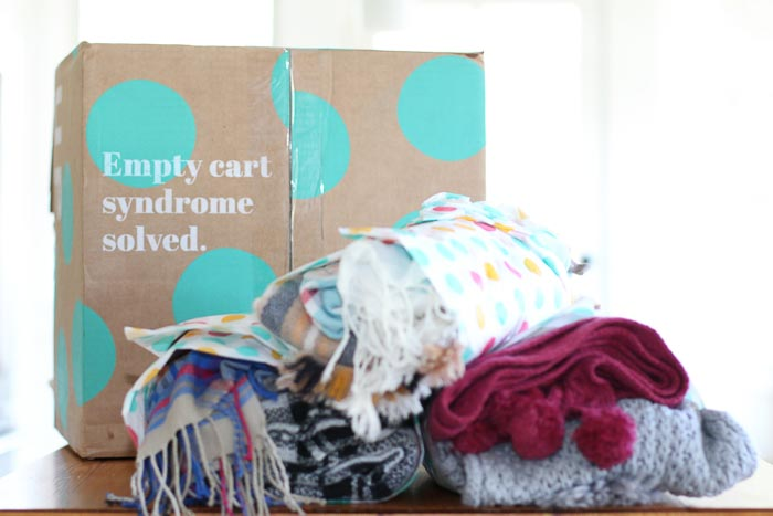 7a487970c It hasn't been truly cold since we moved—until now, when the gaps in my  closet are suddenly obvious, and the box holding my favorite winter scarves  is still ...