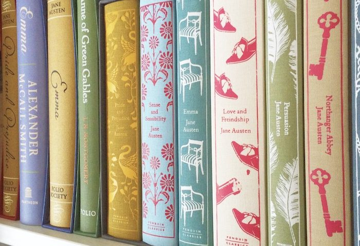 Gift guide for Jane Austen fans