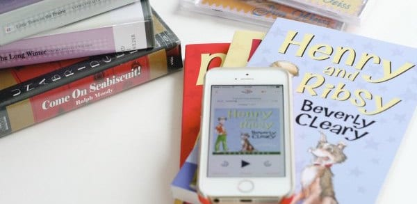 WSIRN Ep 134: Audiobooks for the whole family to binge