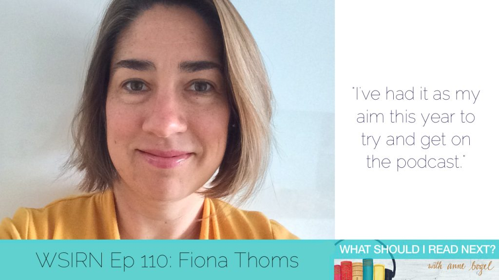 What Should I Read Next #110: When your life resembles Big Little Lies with Fiona Thoms