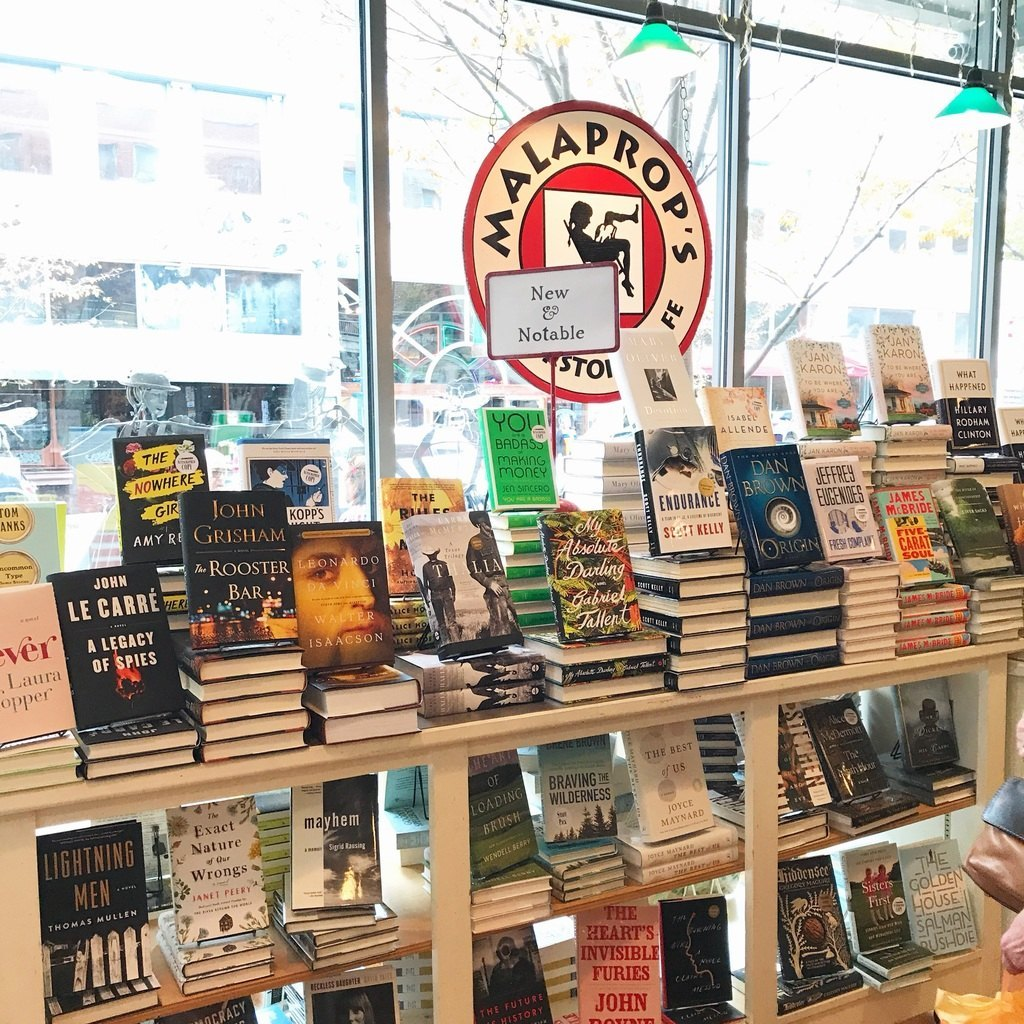 What Should I Read Next #108: LIVE from Asheville