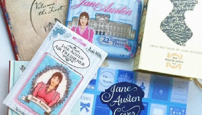 Gift Guide for the Jane Austen fan
