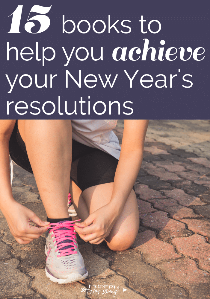 books to help you achieve your resolutions