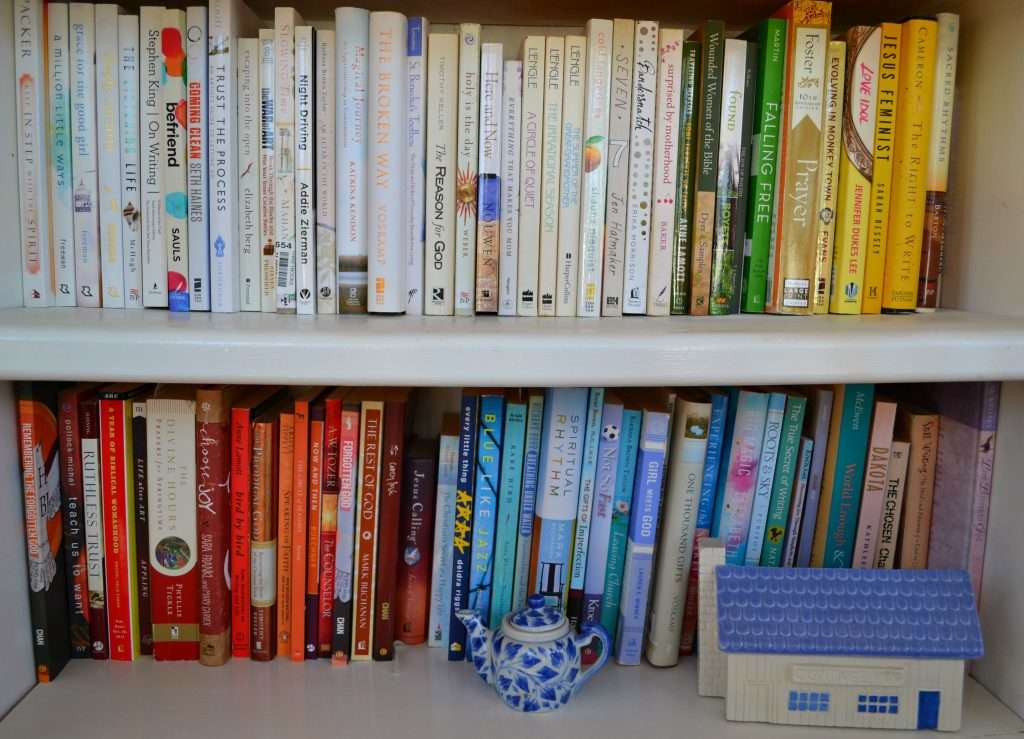 What Should I Read Next #113: How 14 WSIRN listeners organize their bookshelves
