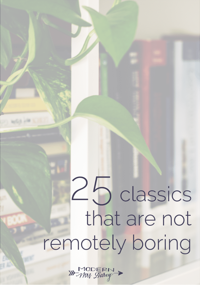 classics that aren't boring