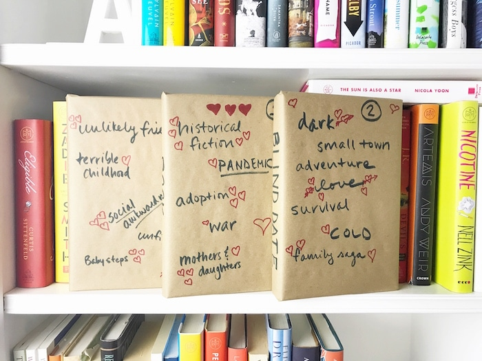 Want to go on a blind date with a book? | Modern Mrs. Darcy