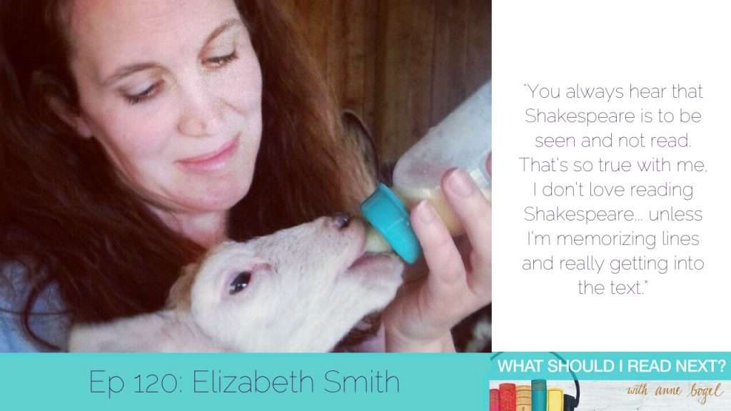 What Should I Read Next #120: Books that make you feel big things with Elizabeth Smith
