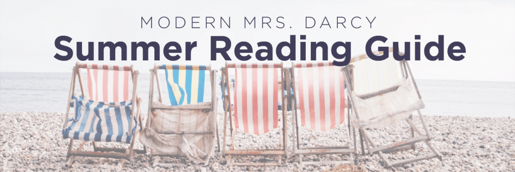 Summer Reading Guide 2018 – Modern Mrs  Darcy