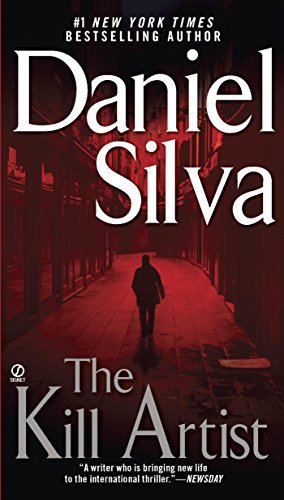 The Kill Artist (Gabriel Allon Series Book 1)
