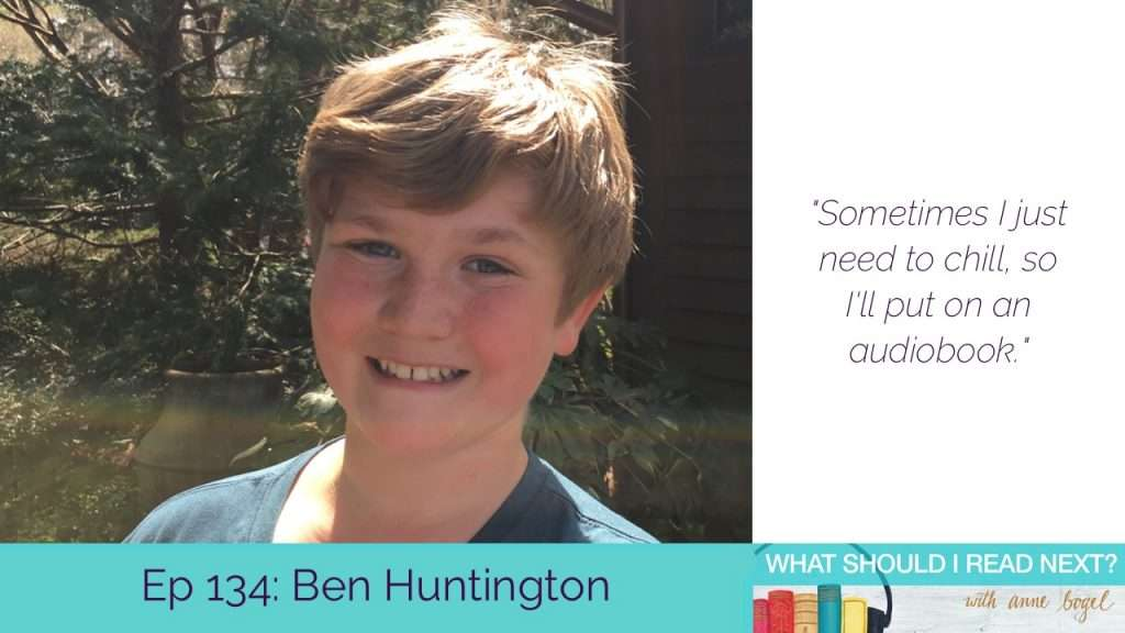 What Should I Read Next #134: Audiobooks for the whole family to binge with Ben Huntington