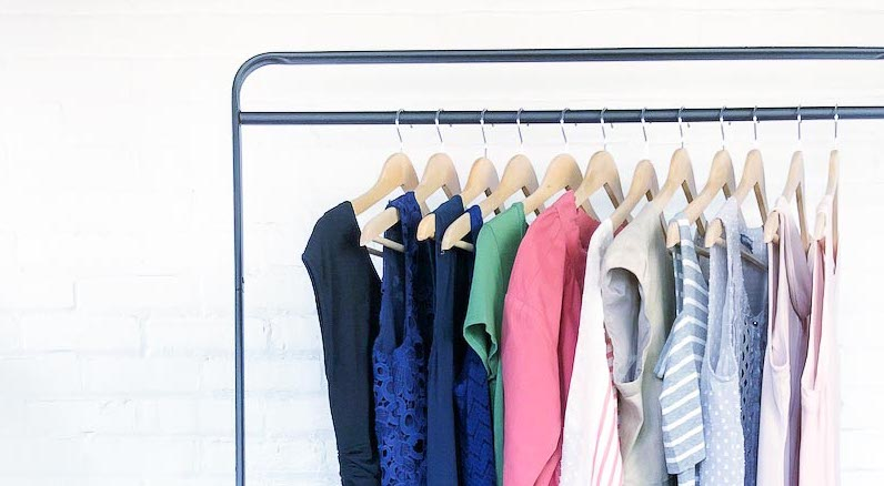Enhancing my wardrobe (without all the work)