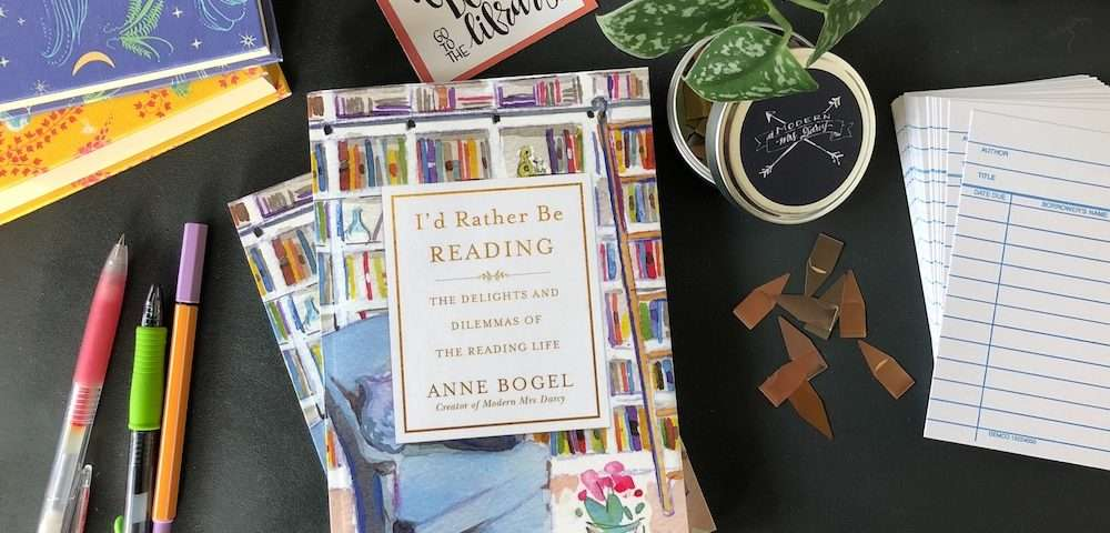 How to join the I'd Rather Be Reading launch team