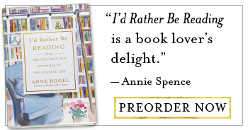 preorder I'd Rather Be Reading