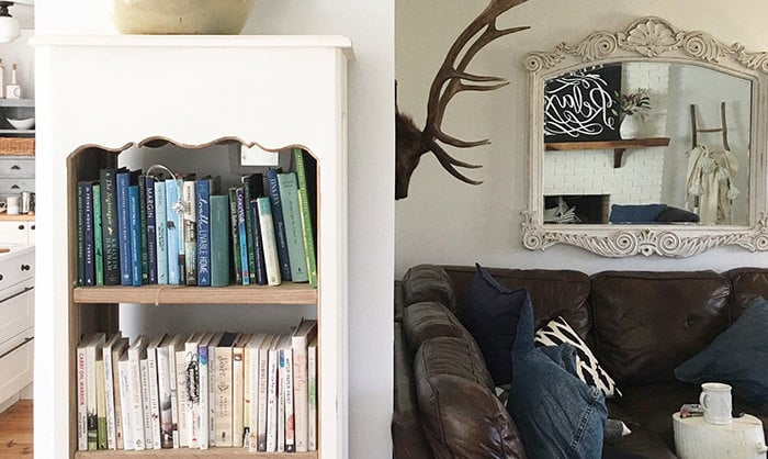 WSIRN Ep 156: Expert tips for a pretty, peaceful, practical bookshelf