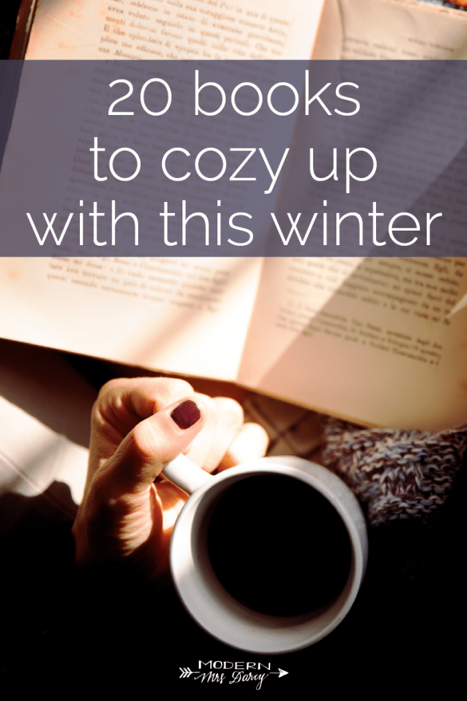 20 books to cozy up with this winter