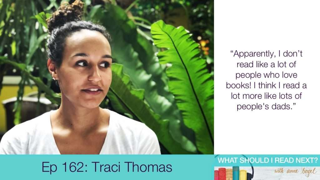 What Should I Read Next #162: The best bad ending you'll ever read with Traci Thomas