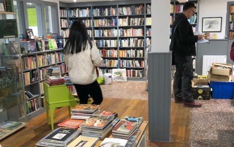 WSIRN Ep 171: A podcaster, a barrister, and a joiner walk into a bookstore