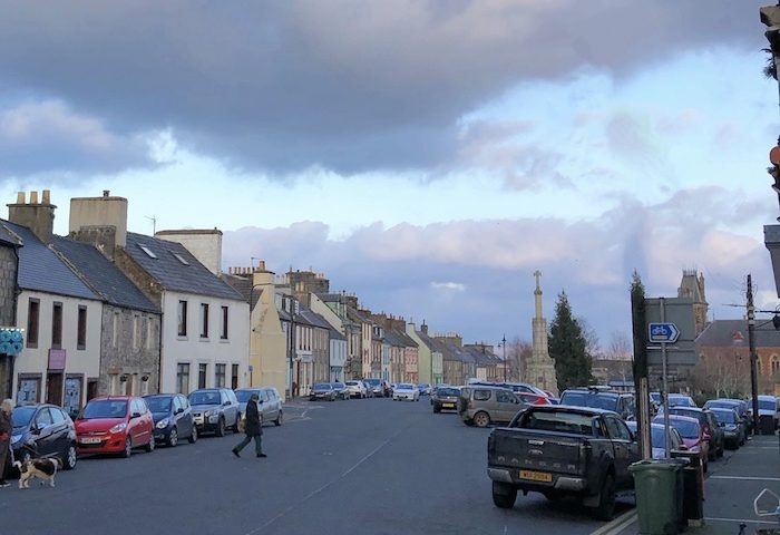 My visit to Wigtown, Scotland's national book town