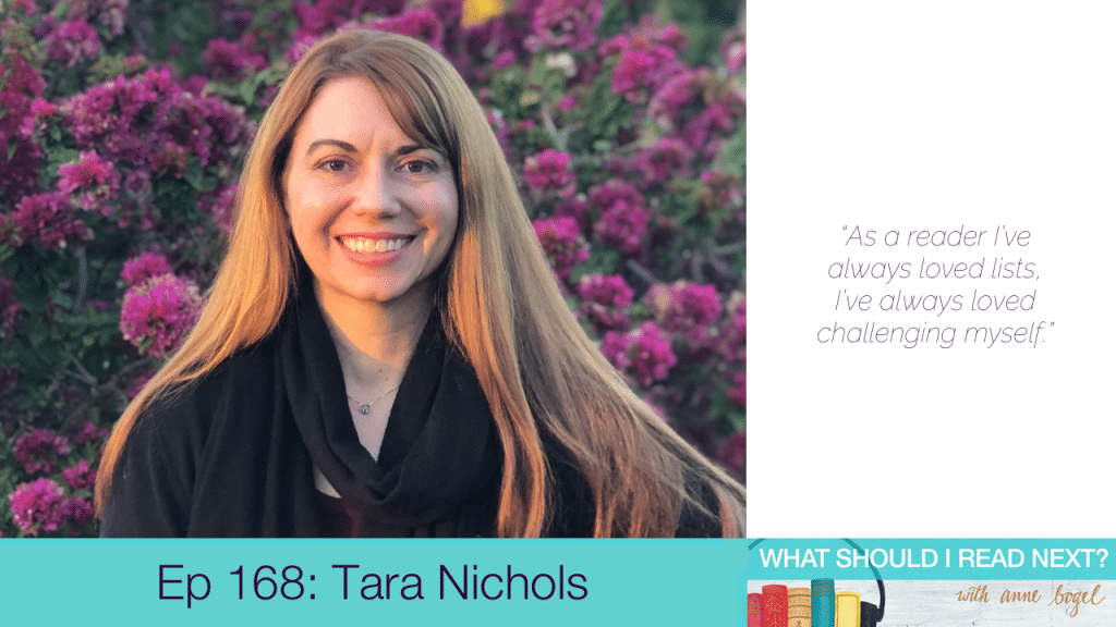 What Should I Read Next #168: A century of good books (in a single year) with Tara Nichols