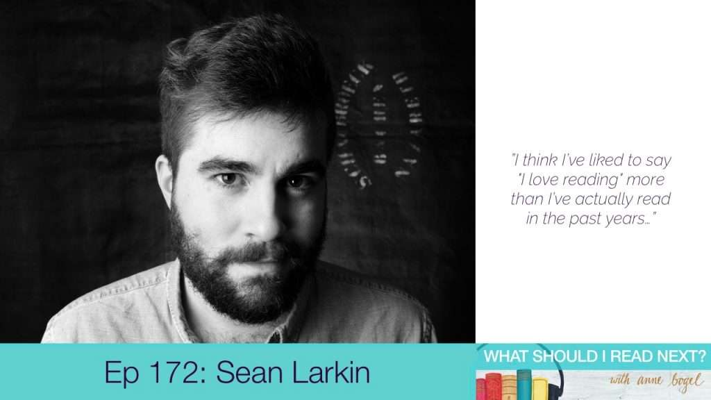 What Should I Read Next #172: How many re-reads is too many re-reads? with Sean Larkin