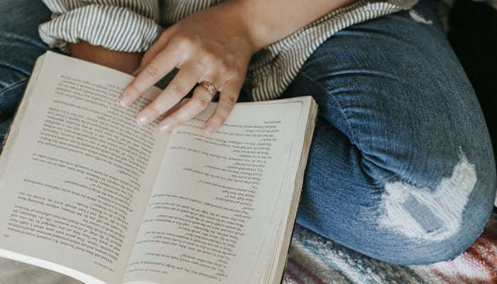 5 tricks to help you read when reading feels hard