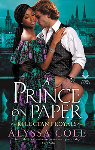 A Prince on Paper: Reluctant Royals
