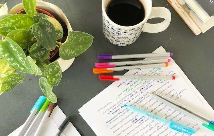 What I didn't know about the writing process