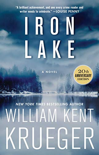 Iron Lake (Cork O'Connor Mystery Series Book 1)