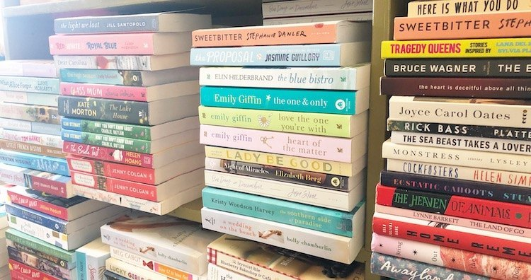 What I've been reading lately: the new and the notable