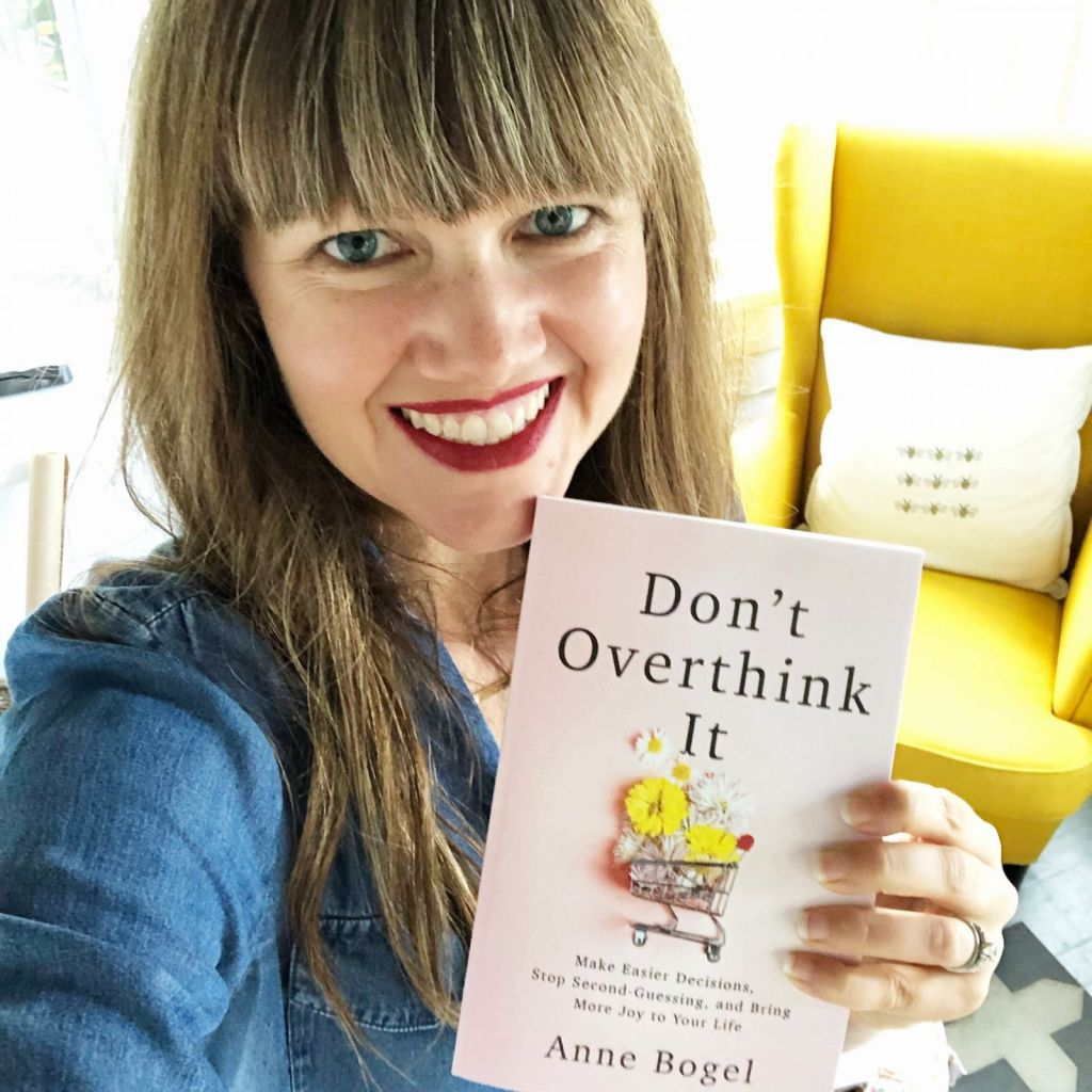 What Should I Read Next #216: A sneak peek at Don't Overthink It
