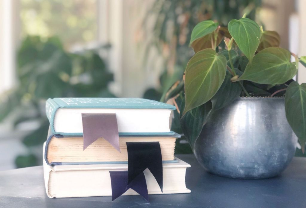 A bounty of beautiful bookmarks: 20 charming place-holders and page-markers for bookworms to gift and enjoy