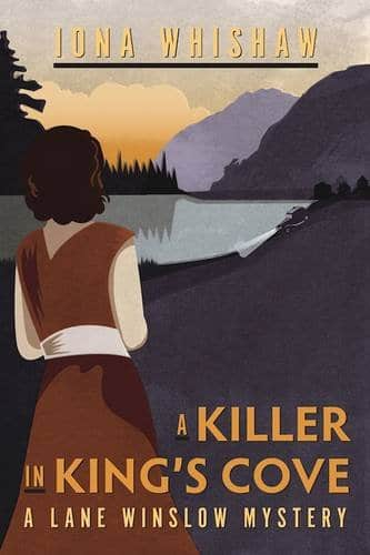 A Killer in King's Cove (A Lane Winslow Mystery)