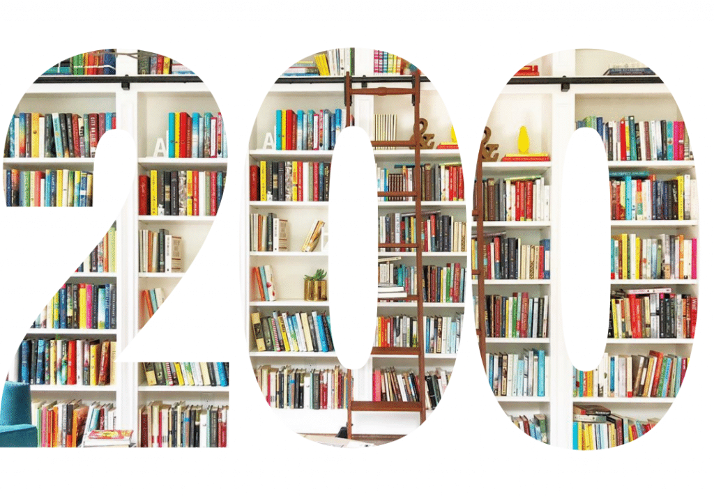 What Should I Read Next #200: The good, the bad, and the unread