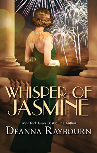 Whisper of Jasmine (City of Jasmine Book 1)