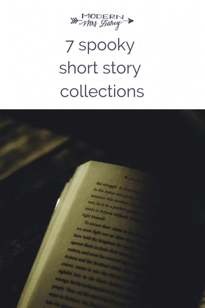 7 spooky (not scary) short story collections