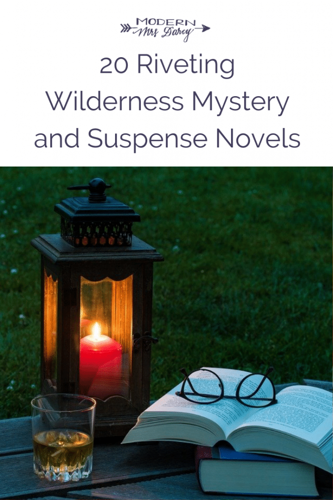 20 riveting wilderness mystery and suspense novels