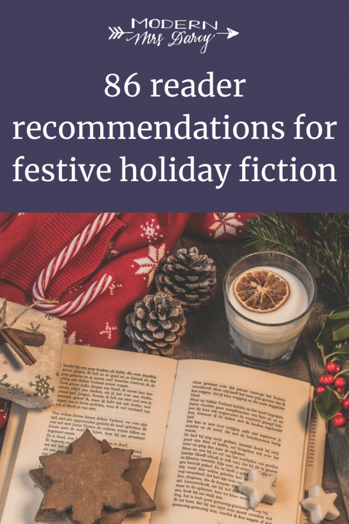 86 reader recommendations for festive holiday fiction