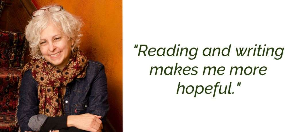What Should I Read Next Episode 213: Art, fear, and discovering great books with Kate DiCamillo