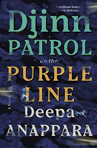 Djinn Patrol on the Purple Line: A Novel